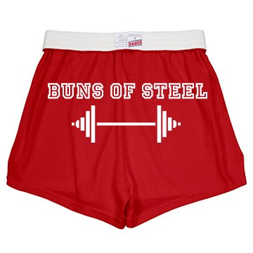 Buns Of Steel