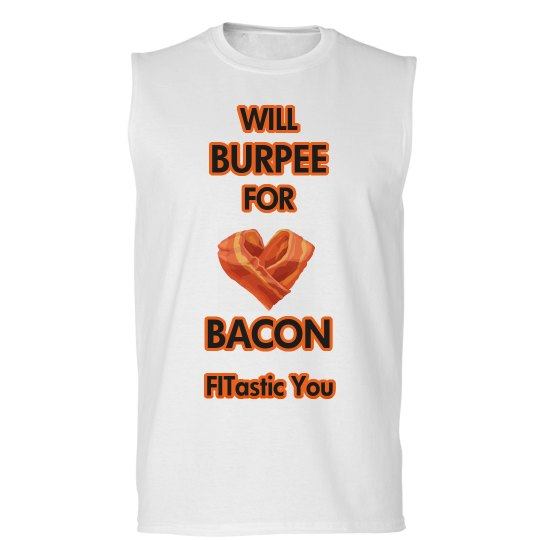 Burpee For Bacon (men's)