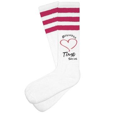 Business Time Socks