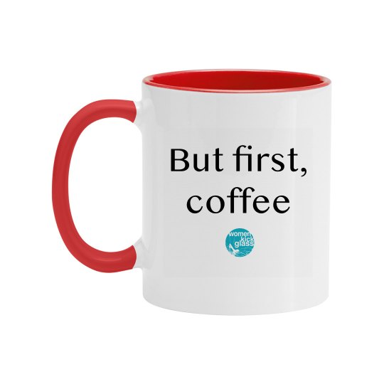 But first, coffee bold