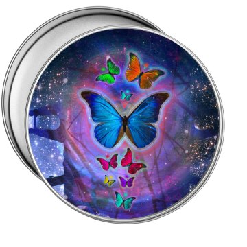 Butterfly abstract razzle dazzledesigns - Small tin girl ...