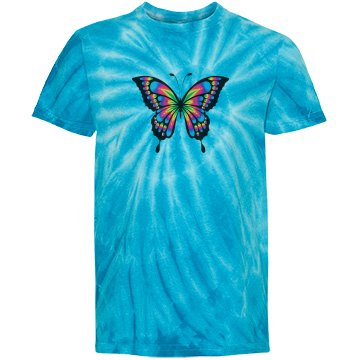 Butterfly rainbow shirt