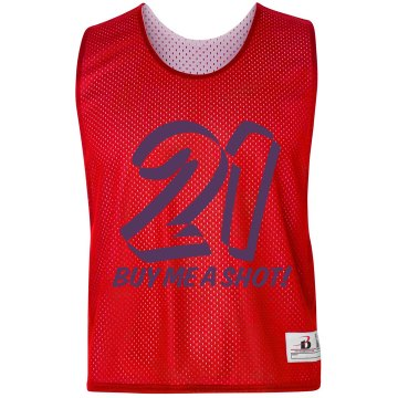 Buy Me A Shot 21 Pinnie