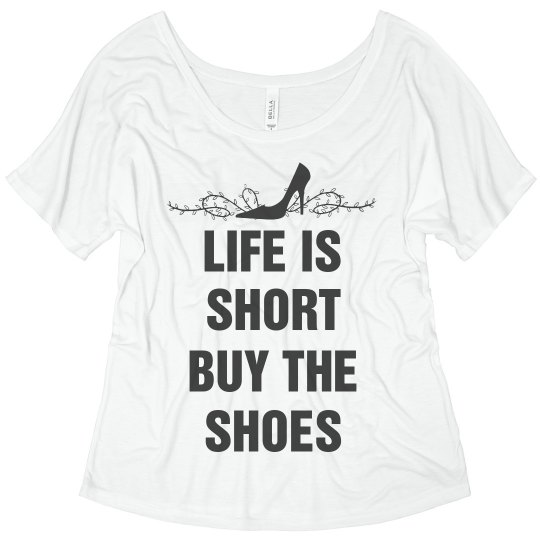 Buy The Shoes