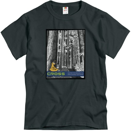 BW Forest Tee-Picture on front