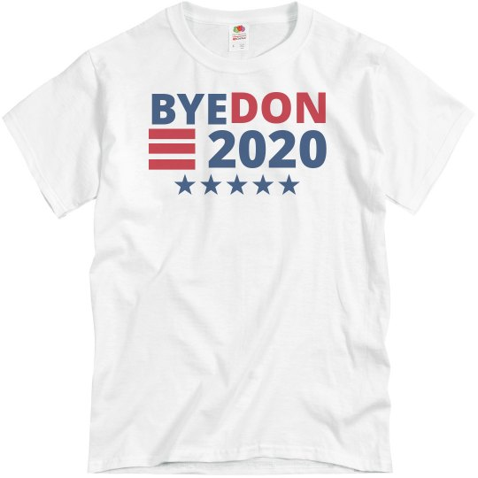 Bye-Don Joe Biden Election Tee