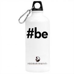 #be    #bemarthafit aluminum water bottle.
