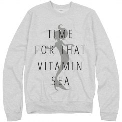 Vitamin Sea Mermaid Sweatshirt