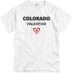 Colorado valentine