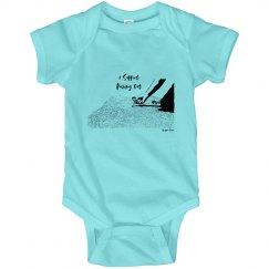 I Support Pulling Out - Infant - Lap Shoulder Creeper