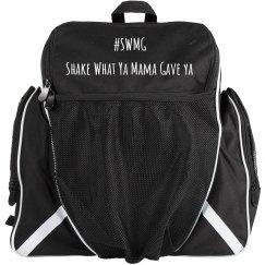#SWMG Backpack