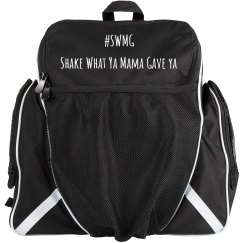 #SWMG Backpack