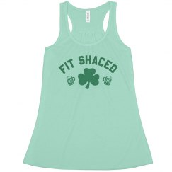 St. Patty's Getting Fit Shaced