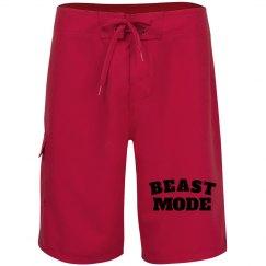 BEAST MODE shorts