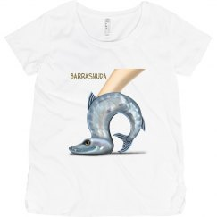 Barrashuda Maternity Short Sleeve T-Shirt