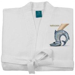 Barrashuda Bath Robe
