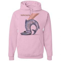 Barrashuda Women's Hoodie Sweatshirt