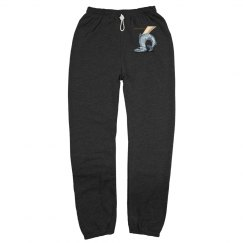 Barrashuda Canvas Long Sweat Pants