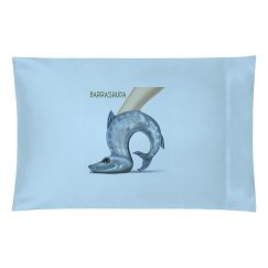 Barrashuda Pillow Case