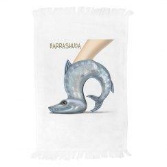 Barrashuda Bath Towel