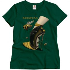 Beewear Loose Fit Mid-Weight T-Shirt for Misses
