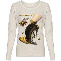 Beewear Loose Fit Lightweight Long Sleeve Slouchy Shirt