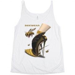 Beewear Slouchy Tank Top for Women