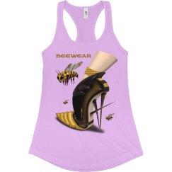 Beewear Racerback Tank Top for Juniors