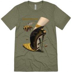 Beewear Tri Blend Unisex T-Shirt