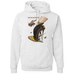 Beewear Heavyweight Long Sleeve Unisex Hoodie