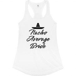 Nacho Average Bride Mexico Cinco
