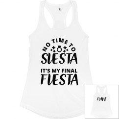 Siesta Fiesta Mexico Bachelorette