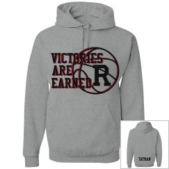 Rosecrans Basketball w/name on back