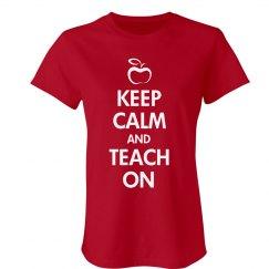Keep Calm & Teach On