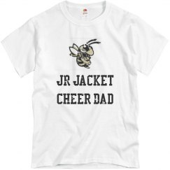 Sprayberry Dad cheer distressed