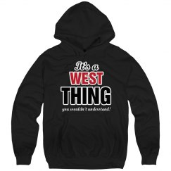 It's a west thing