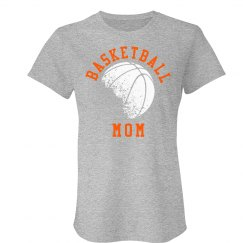 Fashion Basketball Mom