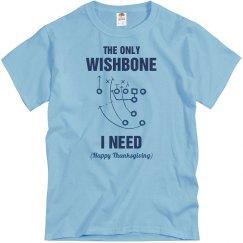 Thanksgiving Wishbone