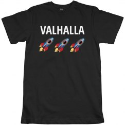 Valhalla Stonks To the Moon Tee