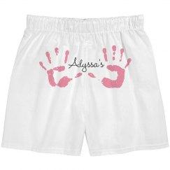 Alyssa's Hands Boxers
