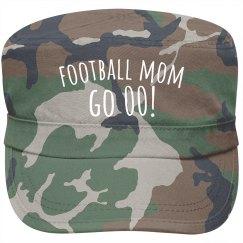 Football Mom Custom Player Number