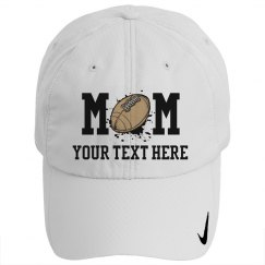 Personalized Football Mom Hats
