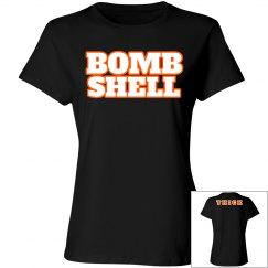 Black bombshell shirt