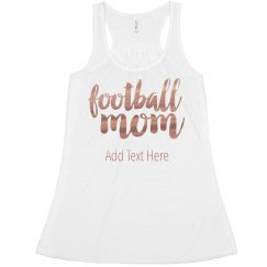 Create Your Own Football Mom Tank