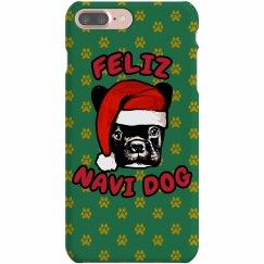 Xmas Dog iPhone Case