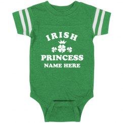 Our Little Irish Princess