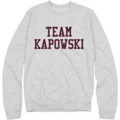 Team Kapowski