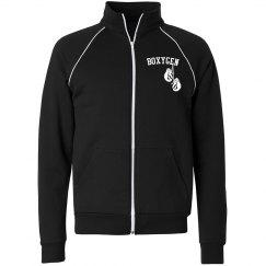 Mens track jacket