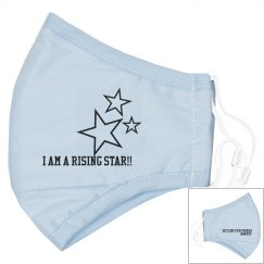 You are a raising star!! mask (youth)