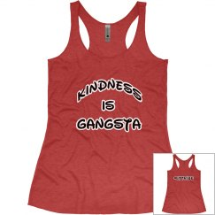 Kindness is Gangsta/CT Tribe Tank